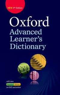 کتاب دیکشنری Oxford Advanced Learners Dictionary+CD 9th Edition