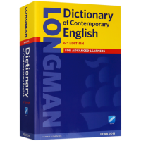 LONGMAN Dictionary of Contemporary english 6Edition