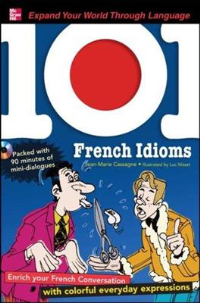 101 French Idioms + CD