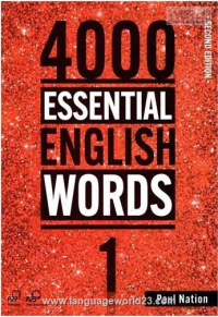 4000Essential English Words 2nd 1+CD کتاب زبان