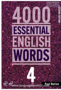 4000Essential English Words 4 (2nd)+CD خرید زبان