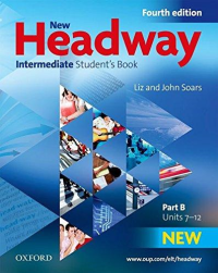 New Headway Intermediate (4th) SB+WB+CD+DVD (Glossy Paper)