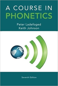 A Course In Phonetics 7th+CD