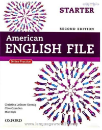 American English File Starter (2nd) SB+WB+CD