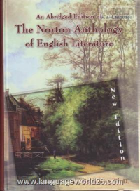 An abridged edition of the norton anthology of English liteature