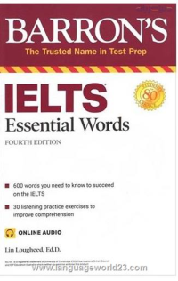 Barrons IELTS Essential Words 4th +CD