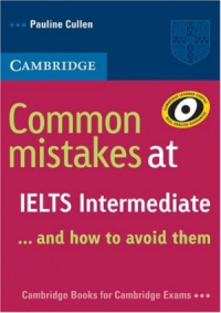Common Mistakes at IELTS Intermediate Cambridge