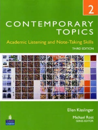 Contemporary topic 2+CD