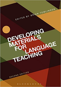 Developing Materials for Language Teaching 2nd