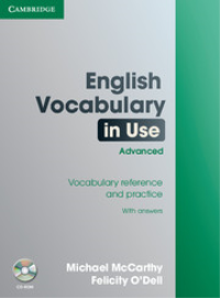 English Vocabulary in Use Advanced 2nd+CD