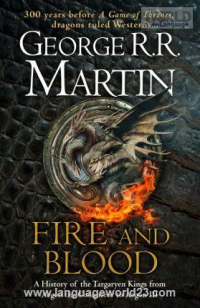 Fire And Blood Full Text George R R Martin رمان انگلیسی