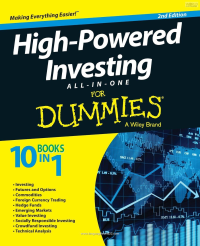 High powered Investing ALL IN ONE For Dummies کتاب زبان