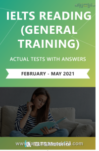 IELTS Reading Actual Tests 2021