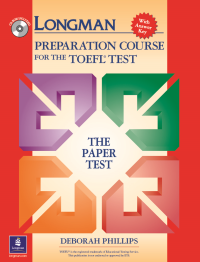 پيپرتست Longman PBT Preparation Course for the TOEFL Test+CD