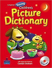 دیکشنری تصویری کودکان Longman Young Childrens Picture Dictionary