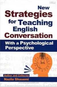 New Strategies for Teaching English Conversation(قاسمی)