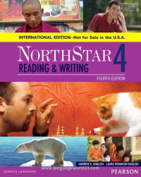 NorthStar 4 Reading and Writing 4th کتاب زبان