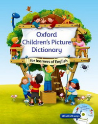 Oxford Childrens Picture Dictionary+CD