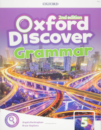 Oxford Discover 5 2nd SB+WB+DVD کتاب زبان
