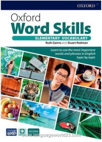 ( Oxford Word Skills Elementary ( Second Edition