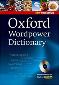 Oxford Wordpower Dictionary 4th(H.B)+CD