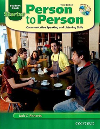 Person to Person Starter (3rd)+CD کتاب زبان