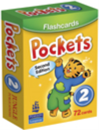 Pockets 2 (2nd) Flashcards فلش کارت پاکت