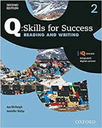 Q Skills for Success 2 Reading and Writing 2nd+CD