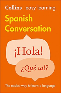 Spanish Conversation Collins Easy Learning خرید کتاب مکالمه اسپانیایی