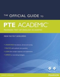 The Official Guide to the Pearson Test of English(PTE)Academic+cd