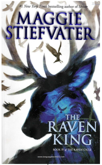The Raven King Full Text Book 4 Of The Raven Cycle Series Maggie Stiefvater رمان انگلیسی