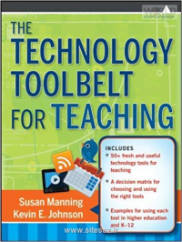 The Technology Toolbelt for Teaching خرید کتاب زبان