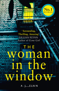 The Woman in the Window کتاب زبان