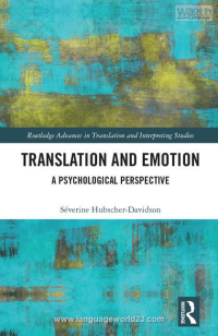Translation and Emotion A Psychological Perspective کتاب زبان