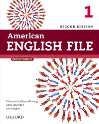 American English File 1 (2nd) SB+WB+2CD+DVD