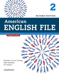 American English File 2 (2nd) SB+WB+2CD+DVD