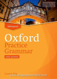 oxford practice grammar advanced+CD کتاب زبان